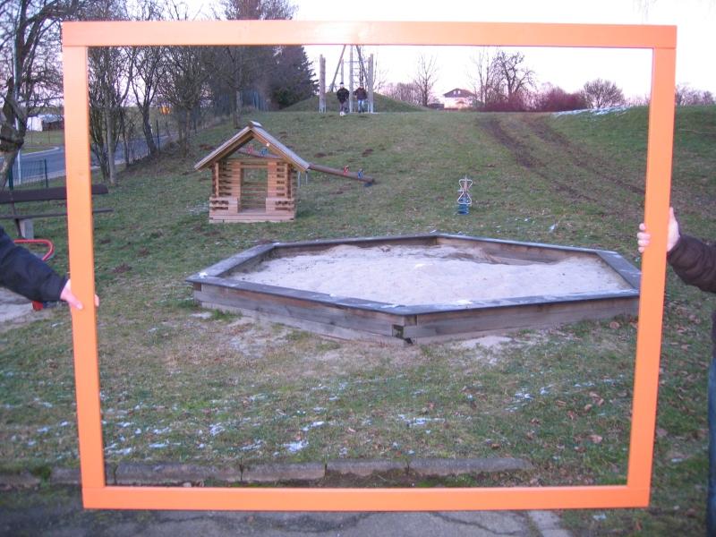Den Spielplatz zu erhalten...