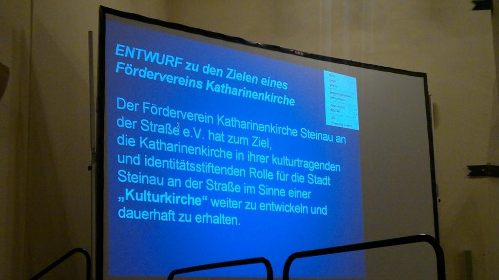 Förderverein Katharinenkirche