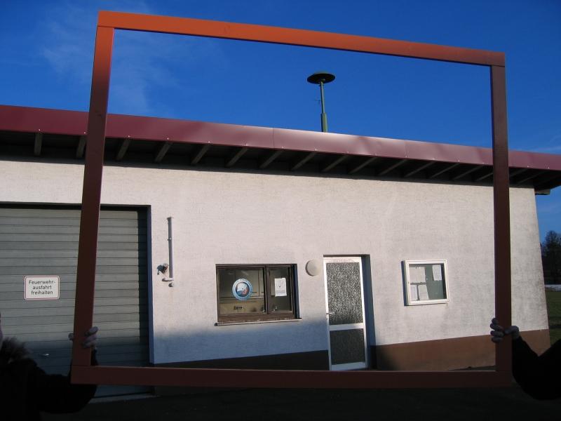 Endlich ein neues Dach!